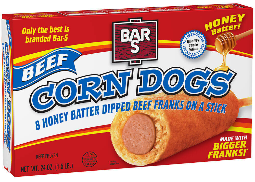 Beef Corn Dogs - Beef