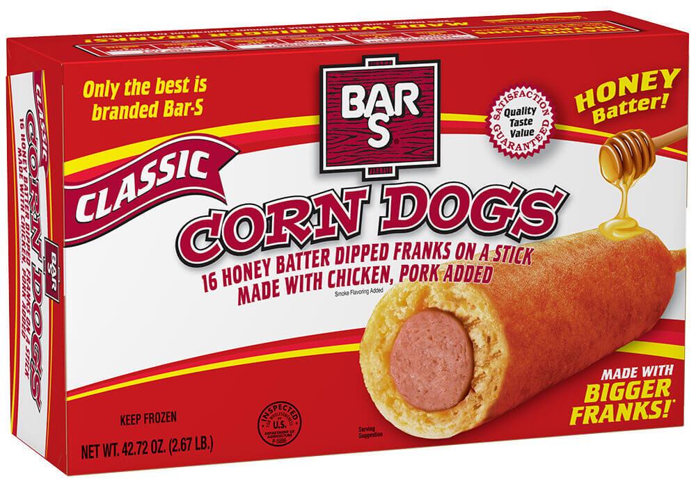 Bar S Corn Dog Coupons