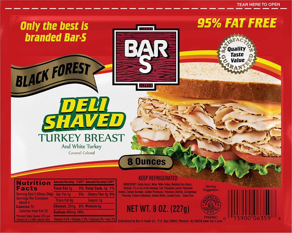 Black Forest Turkey Breast - Classic