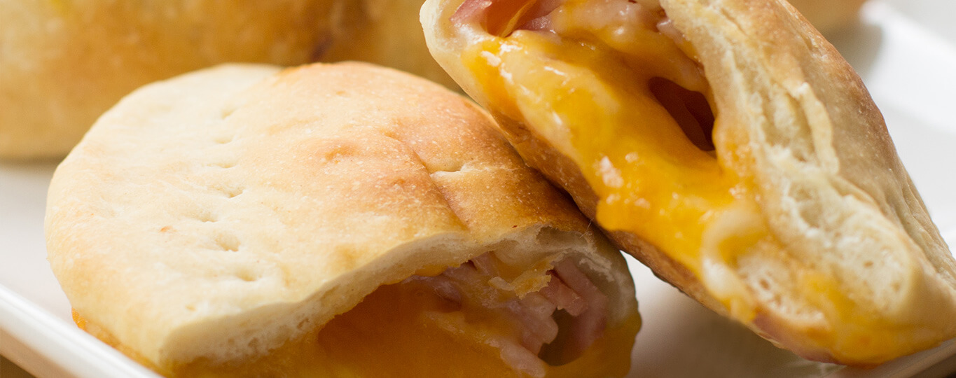 Ham and Cheese Turnover Recipe