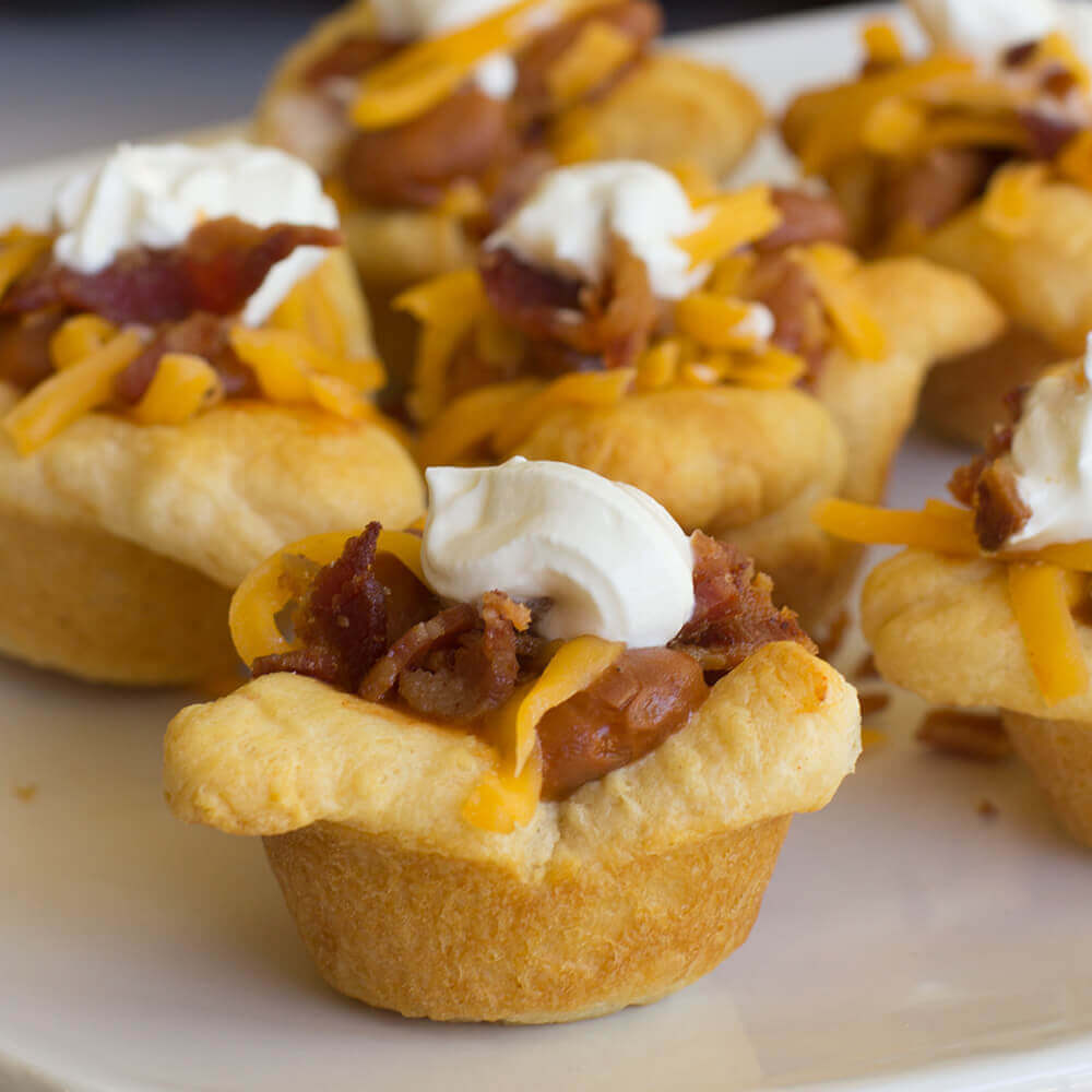 Chili Dog Bites
