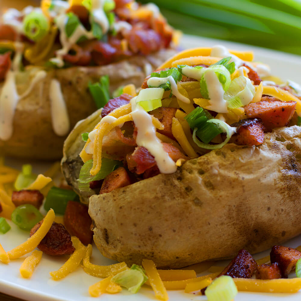 Loaded Frank Potato