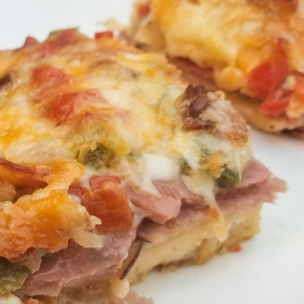 Italian Breakfast Bake Recipe