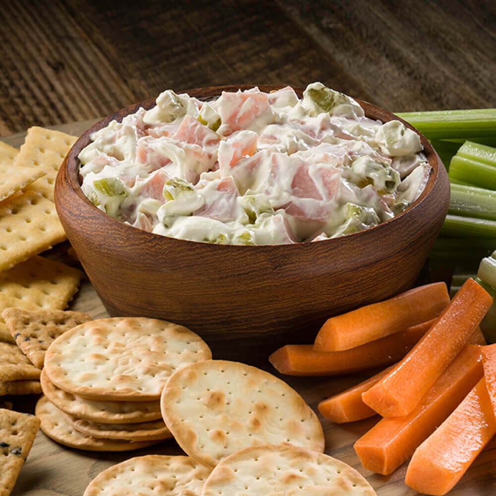 Retro Dill Pickle Dip